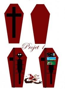 ☜♥☞ Le cercueil ☜♥☞