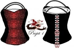 ☜♥☞ Le corset ☜♥☞